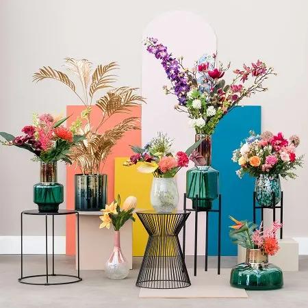 Bouquets en plantes artificielles