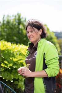 Charlotte Courchay gérante Biowork